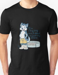 Big boy husky. Unisex T-Shirt