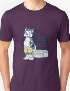 Big boy husky. Unisex T-Shirt