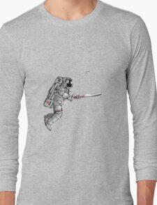 Space cricket Long Sleeve T-Shirt