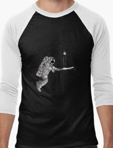 Space cricket Men's Baseball ¾ T-Shirt