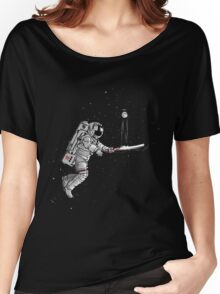 Space cricket Women's Relaxed Fit T-Shirt