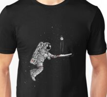 Space cricket Unisex T-Shirt