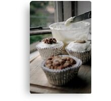 Icing on the (Cup)cake Canvas Print