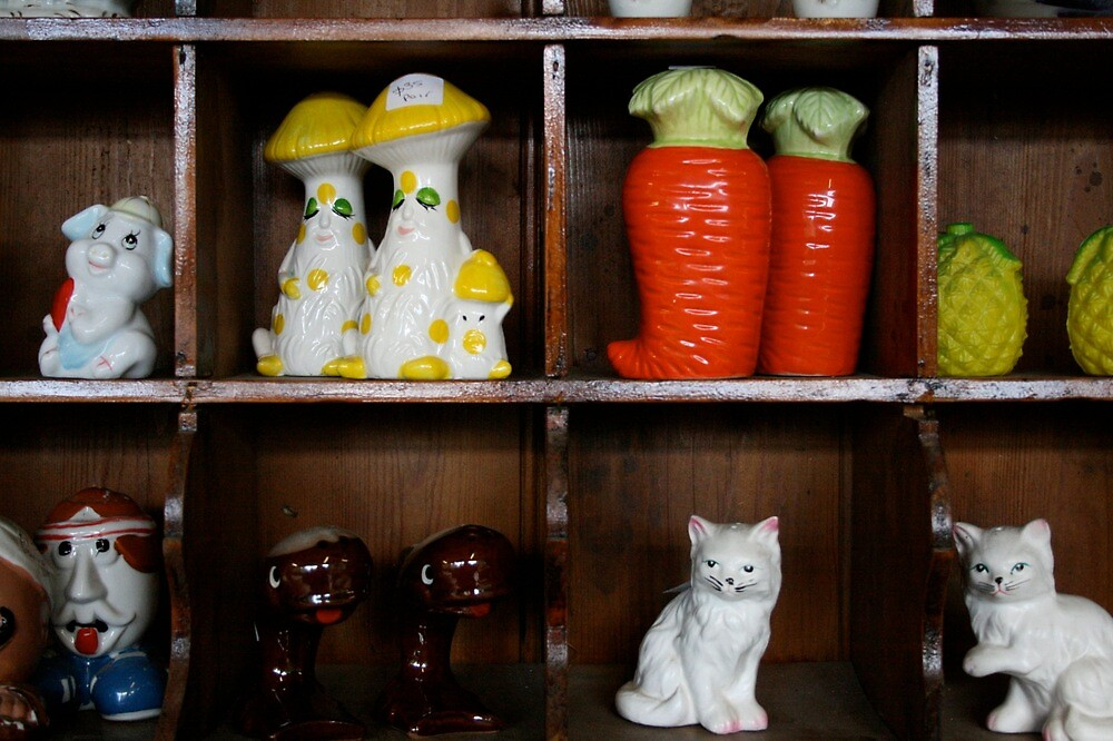 Salt'n'Pepper Shakers by Ashlee Betteridge