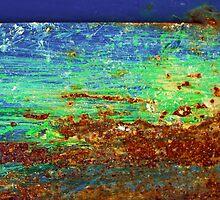 ...i dreamed i lived below the sea... by Lynne Prestebak