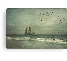 Where Have I Known You Before Canvas Print