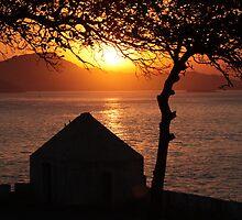 Sunset Wonders - Niteroi, Rio de Janeiro - Brasil by Todd Aitken