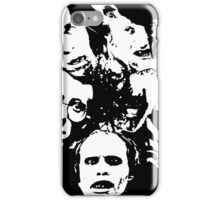 Zombie Icons iPhone Case/Skin