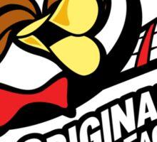 The Original Duck Face Sticker