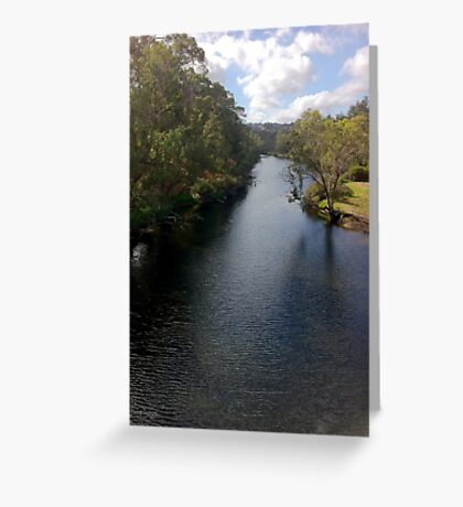 Blackwood River, Bridgetown, Western Australia #5 Greeting Card