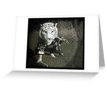Warrior Queen Greeting Card