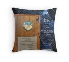 LSV awards 2004, 2010 Throw Pillow