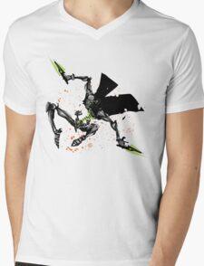 Angel Hips Mens V-Neck T-Shirt