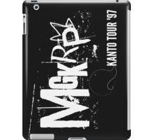 Pseudo Band | MGKRP - Kanto Tour iPad Case/Skin