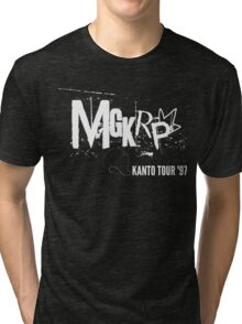 Pseudo Band | MGKRP - Kanto Tour Tri-blend T-Shirt