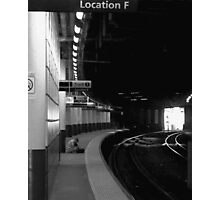 Location F Photographic Print