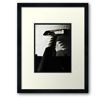 CS Framed Print