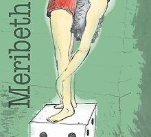 meribeth old by Soxy Fleming