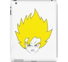 Goku's Revenge iPad Case/Skin
