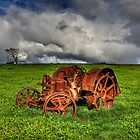 Old Tractor by Yanni