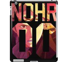 Xander Nohr Jersey iPad Case/Skin