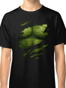 The Incredible Green Super Soldier Classic T-Shirt