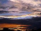 Arizona Sunset ~2 by Kimberly Chadwick