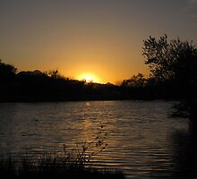Arizona Sunset ~10 by Kimberly Chadwick