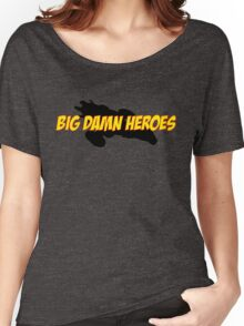 Big Damn Heroes (Firefly/Serenity) Women's Relaxed Fit T-Shirt
