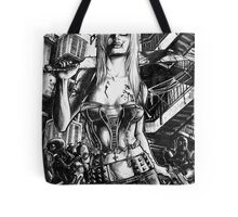 Zombie  Deception Tote Bag