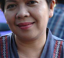 mature woman by bayu harsa