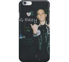 Love G-Eazy iPhone Case/Skin