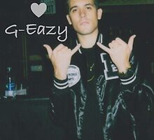 Love G-Eazy by maddiewall