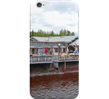 The Pumphouse Restaurant & Saloon, Fairbanks, Alaska, USA iPhone Case/Skin