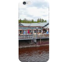 The Pumphouse Restaurant & Saloon, Fairbanks, Alaska, USA iPhone Case/Skin