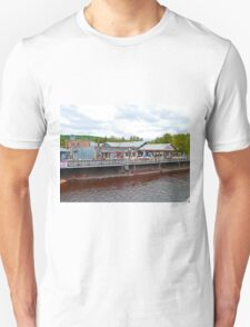 The Pumphouse Restaurant & Saloon, Fairbanks, Alaska, USA Unisex T-Shirt