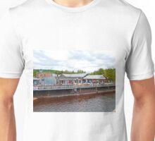 The Pumphouse Restaurant & Saloon, Fairbanks, Alaska, USA Unisex T-Shirt