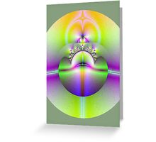 Feeling Groovy Greeting Card