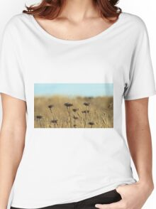 Thistles on the Farm Women's Relaxed Fit T-Shirt