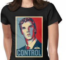 CONTROL 4colours Womens Fitted T-Shirt