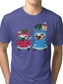 Road Meeting Tri-blend T-Shirt