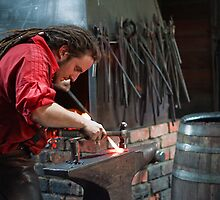 The Younger Blacksmith by Vince Russell