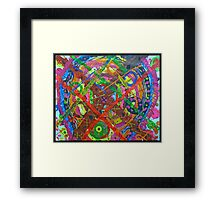 THE DANA SCULLY Framed Print