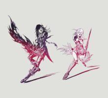 Final Fantasy 13-2 by etrosbasedlight