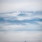 Brighton Pier and Sky by Karen Martin IPA
