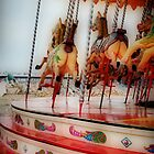 Brighton Beach Carousel by Karen Martin