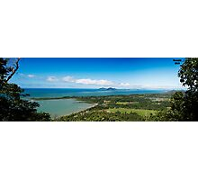 Dunk Island- View from Bicton Hill Photographic Print