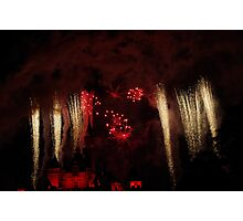 Fireworks! Photographic Print