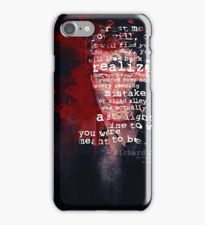 Find Your Passion iPhone Case/Skin