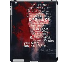 Find Your Passion iPad Case/Skin